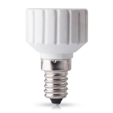 Adaptateur E14 pour ampoule GU10