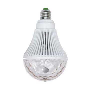 Ampoule LED E27 Disco Rythm