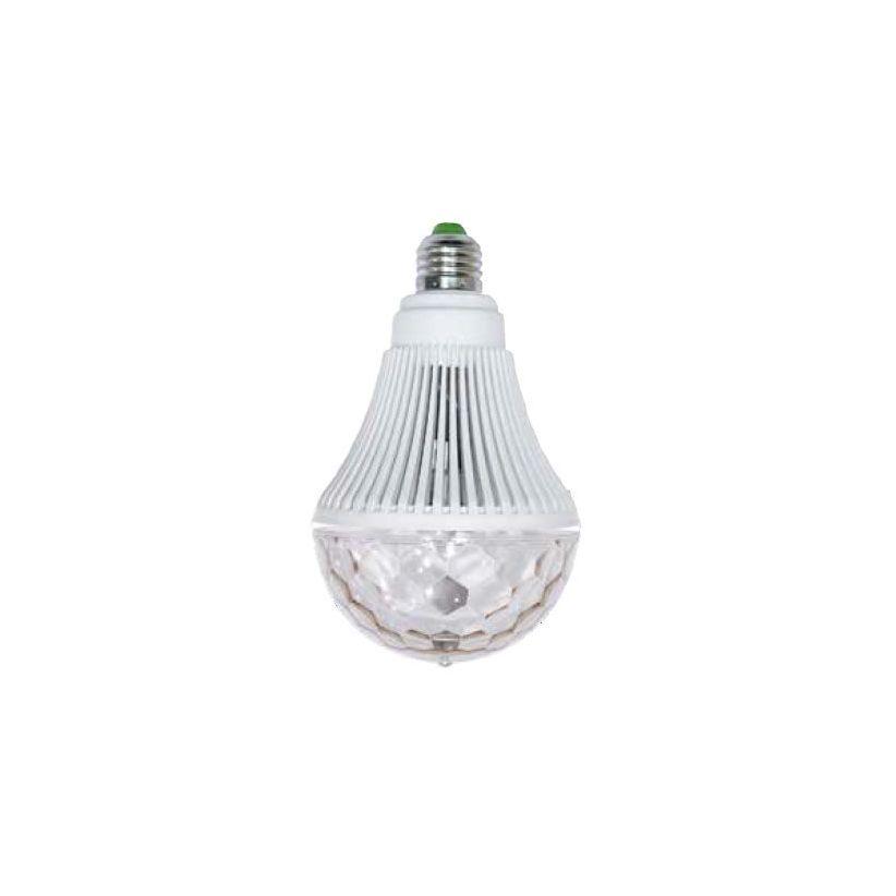 Ampoule LED E27 Disco Rythm