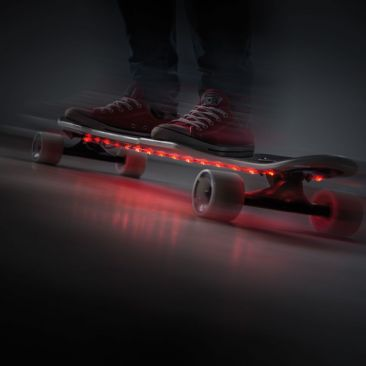 Ruban LED Mobile RGB - 2 x 80 cm à piles