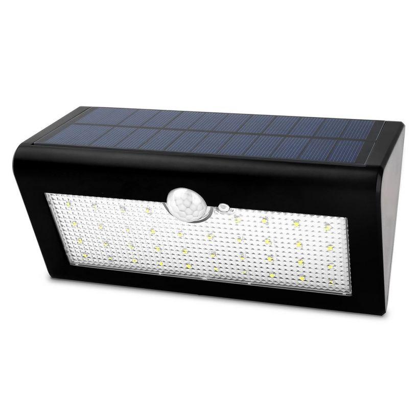 eclairage led solaire Applique LED solaire avec détecteur