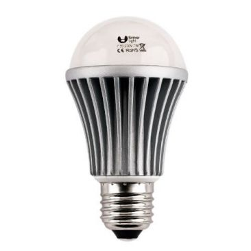 Ampoule 14 LED E27 8 Watts blanc chaud