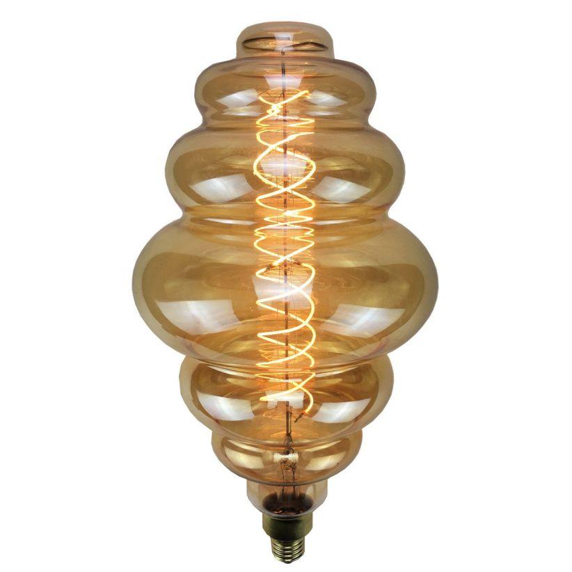 Ampoule LED à filaments Buddha