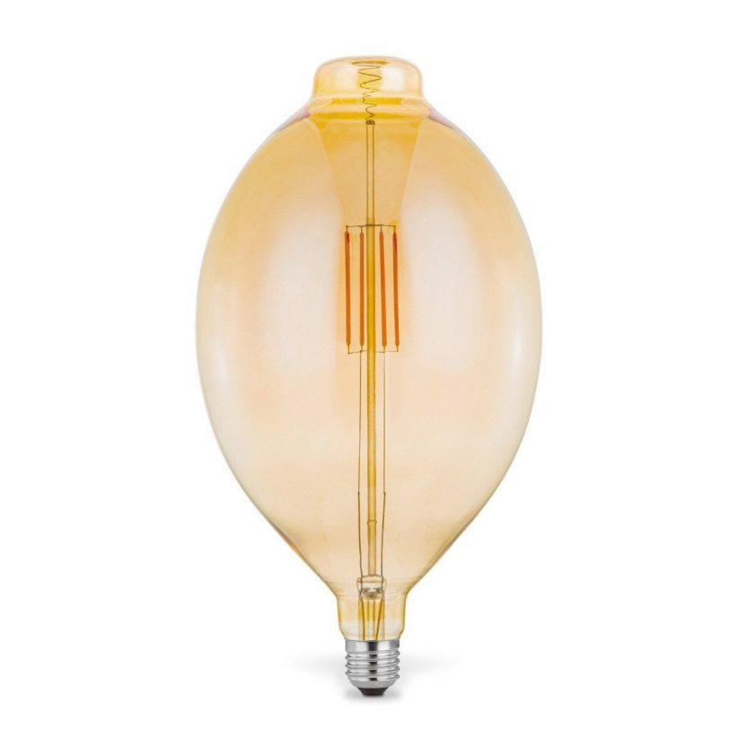 Ampoule LED E27 à filaments Bulle XXL