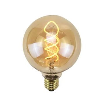 Ampoule filament LED E27 Torsade