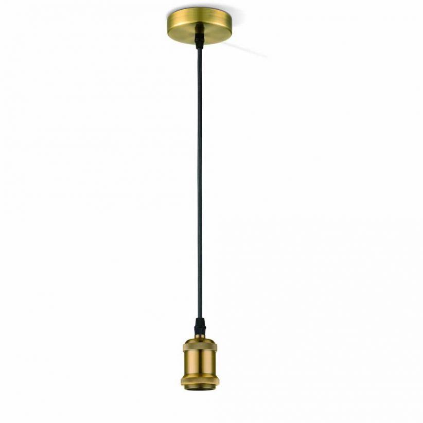 suspension led laiton lux et d co. Black Bedroom Furniture Sets. Home Design Ideas