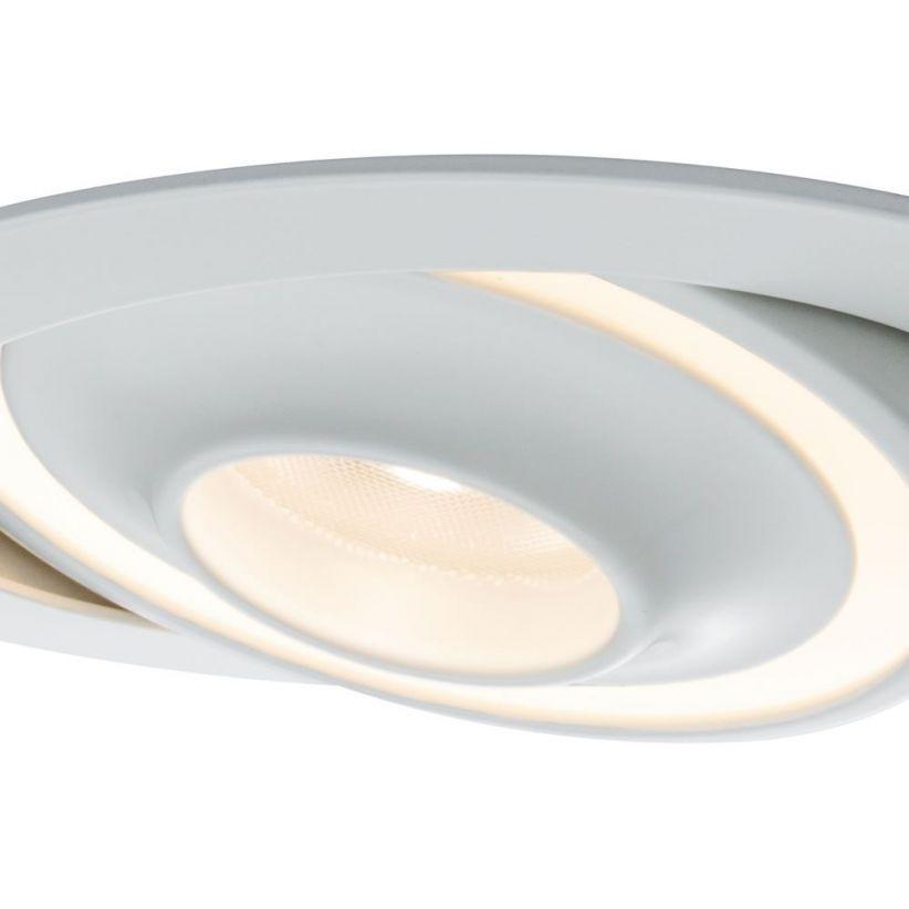Spot LED encastrable et orientable Drip