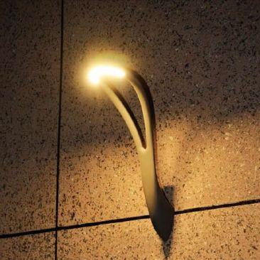 Applique LED extérieure Babi