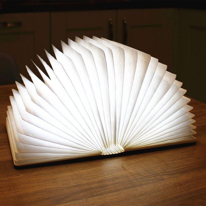 Rechargeable DécoLampes Lampe Livre Lux Et À Poser Led 5ARjL4