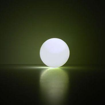 Boule lumineuse lumière blanche