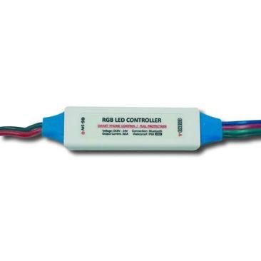 Contrôleur Bluetooth pour LED RVB