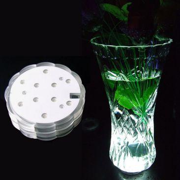 Base lumineuse LED blanches