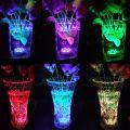 Base lumineuse LED changement de couleurs