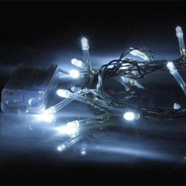 Guirlande 20 LED à piles