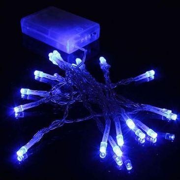 Guirlande 30 LED à piles