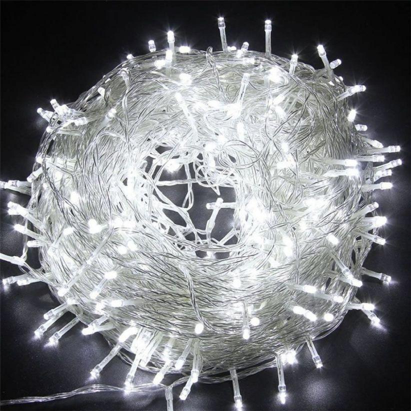 String Lights Nz: Guirlande 480 Led Sur Secteur 24v