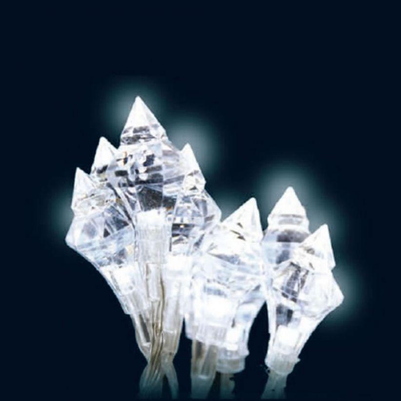Guirlande LED diamant