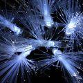 Guirlande lumineuse fibre optique sur 220V