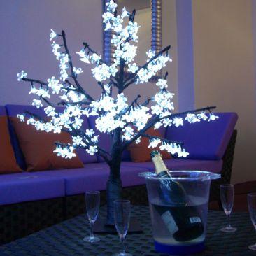Cerisier lumineux - 196 LED 80 cm