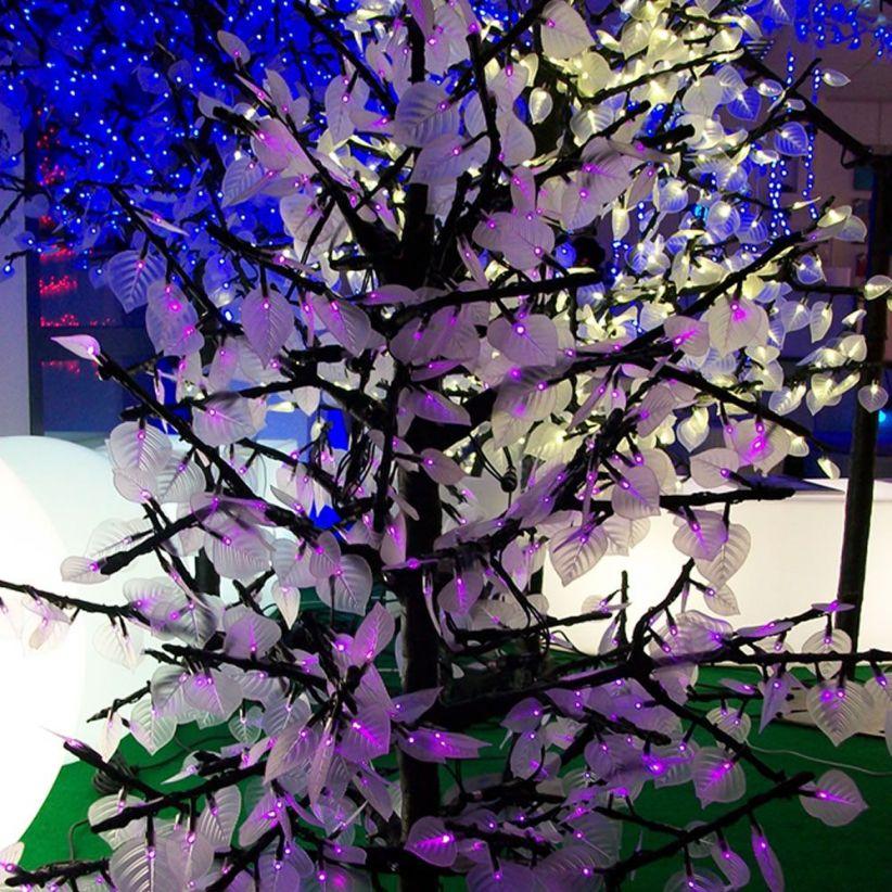 Peupliers lumineux - 552 LED 1.40 m