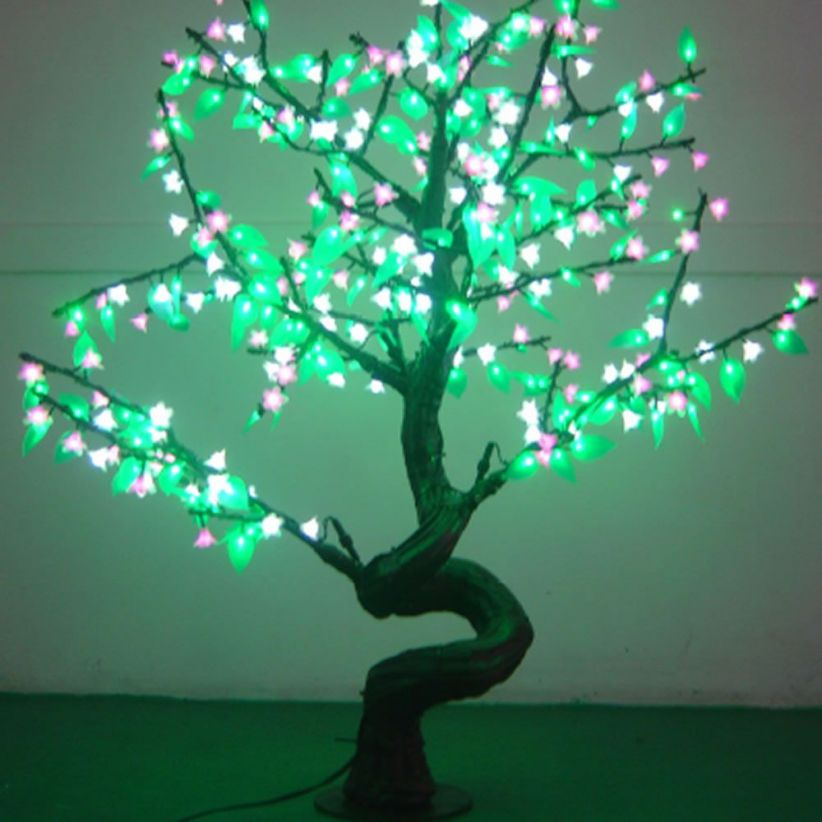 Bonsaï lumineux - 384 LED 1.30 m