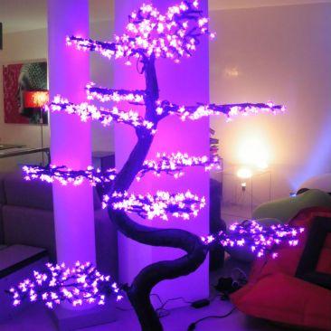 Bonsaï lumineux - 700 LED 2.00 m