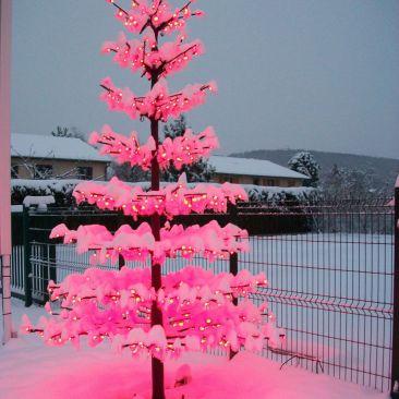 Sapin lumineux - 956 LED 2.40 m