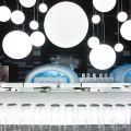 Bar lumineux droit Jumbo