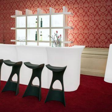 bar lumineux led lux et d co nos bars lumineux led design. Black Bedroom Furniture Sets. Home Design Ideas