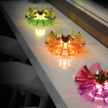 Lampe LED Flamenca QisDesign