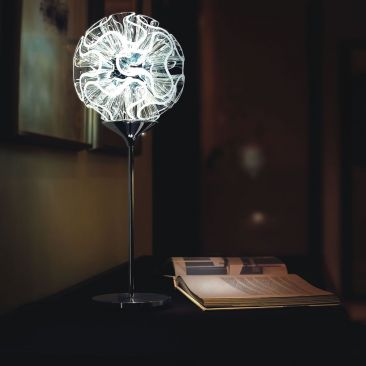 Lampe LED Coral avec liseuse