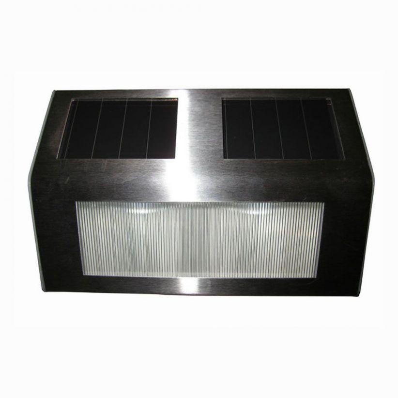 Applique LED solaire pour escaliers