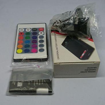 Kit rechargeable pour module LED autonome