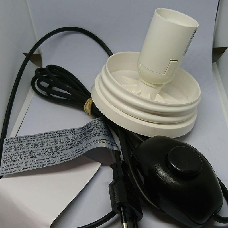 Cache pot électrique