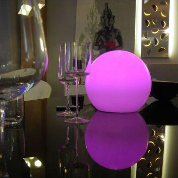 Sphère lumineuse sans fil PLANET Ø 20