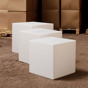 Cube lumineux Kubb