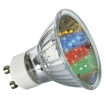 Ampoule LED GU10 couleur