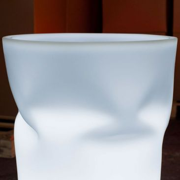 Pot lumineux avec fil Glam