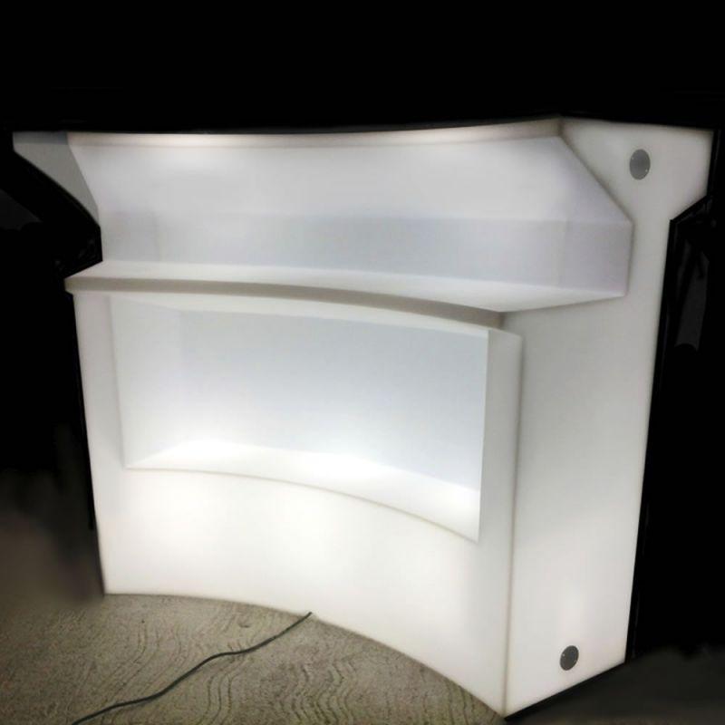 bar lumineux avec fil le comptoir lux et d co. Black Bedroom Furniture Sets. Home Design Ideas
