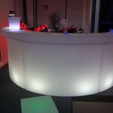 Bar lumineux sans fil le Comptoir