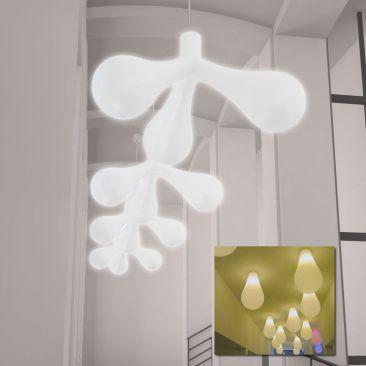 Eclairage led pour s jour et salon lux et d co luminaires led pour clairage indirect pour salon for Quel eclairage pour un salon