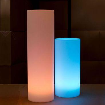 Petite colonne lumineuse sans fil Marta