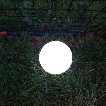 Lampe LED sans fil ballon de foot