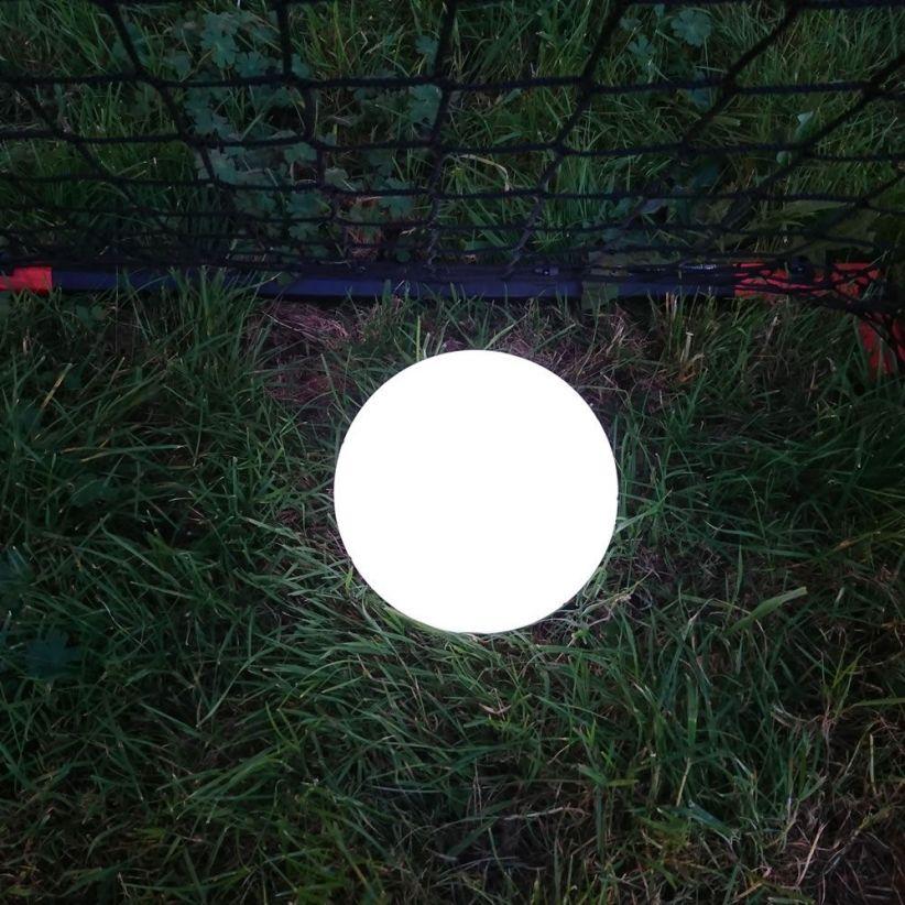 Lampe LED sans fil ballon de foot