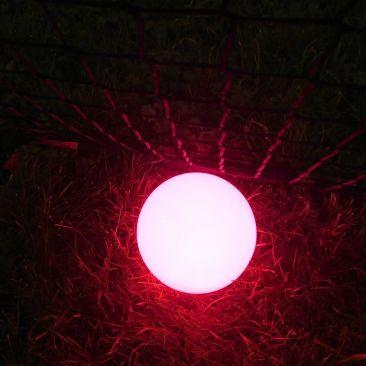Ballon de foot lumineux sans fil Stoppa