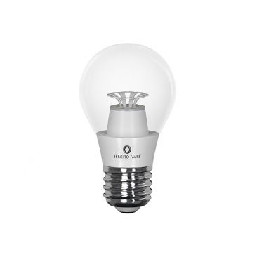 Ampoule LED E27 standard transparent