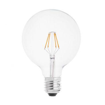 Ampoule LED E27 Globe à filament