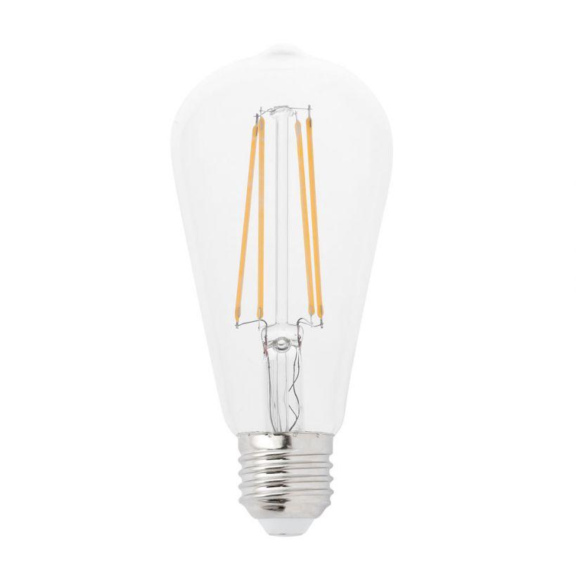 Ampoule LED E27 à filaments Modèle péveter