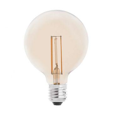 Ampoule LED globe à filaments LED