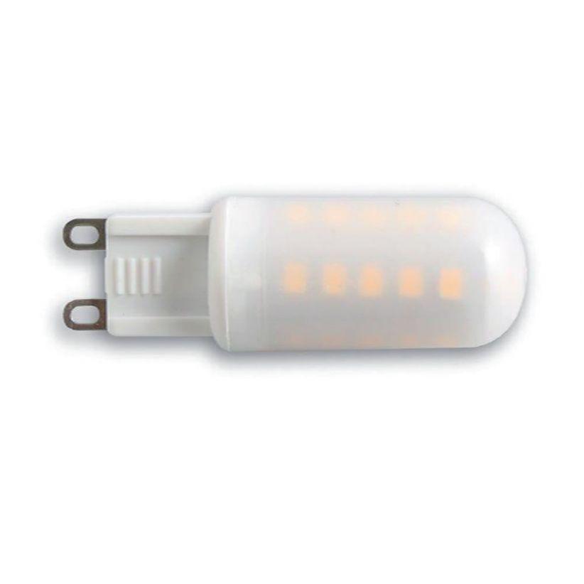 Ampoule G9 25 LED blanc chaud